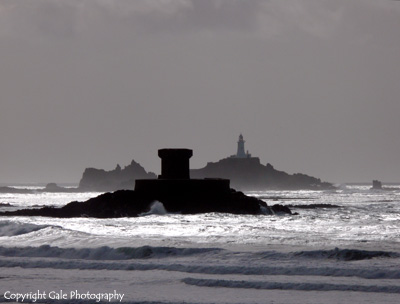 """Jersey seascape uncropped"" by Gale Photography"