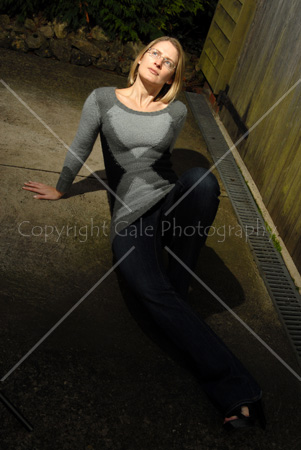 """""""Off-camera flash outside"""" by Gale Photography"""