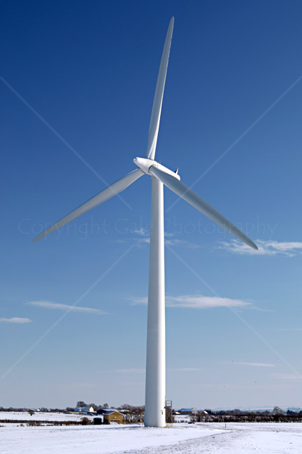 """""""Westmill Wind Farm No. 5"""" by Gale Photography"""